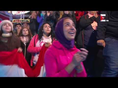 """بعد خروجه من """"نينجا وريور"""" بالعربي..رامي ينصح خطيبته بتخطي المرحلة الأولى"""