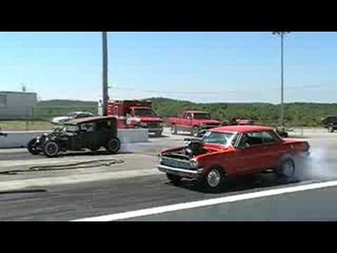 Chevy II vs. Rat rod