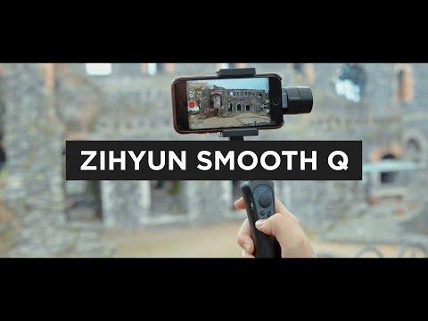 Zhiyun-Tech Smooth Q Review! - Kann der günstige Smartphone Gimbal überzeugen?