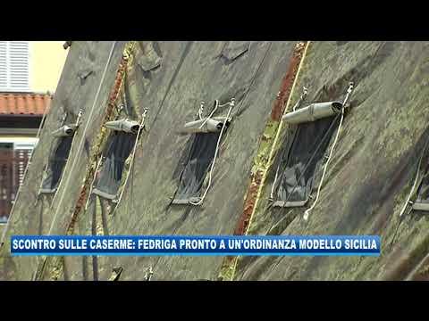 08/09/2020 - SCONTRO SULLE CASERME: FEDRIGA PRONTO A UN'ORDINANZA MODELLO SICILIA