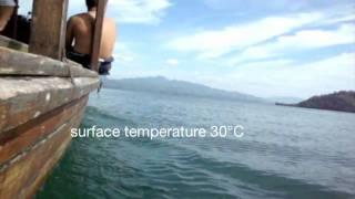 Qiandao Lake (Chunan) China  City pictures : Qiandao Lake, Diving into sunken Lion City (Liquid Image HD320)