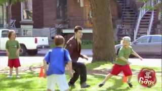 Hamster Soccer Ball Prank