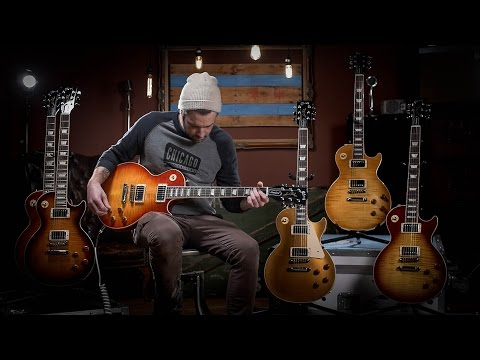 Gibson Les Paul Standard 2016 T Heritage Cherry Sunburst