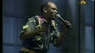 Ethiopian Comedian Markos Fikru - Live At The 'Enat Lemin Timut' Concert In Addis 2 Of 2