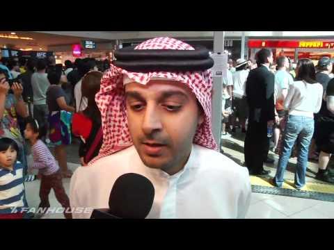 Meet Mohammed al Housani the Arabic Joe Rogan
