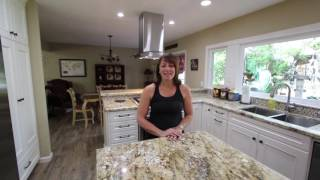 Design Build Kitchen Remodel Project with Custom Cabinets in Lake Forest Orange County