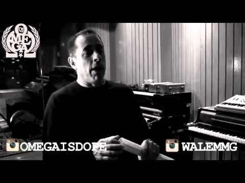 seinfield - Jerry Seinfield tells how he hooked up with rapper Wale to collab on his