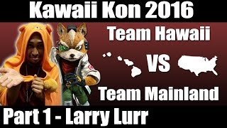 Larry Lurr vs VoiD – Incredibly Funny and Hilarious Match from KKon Crews