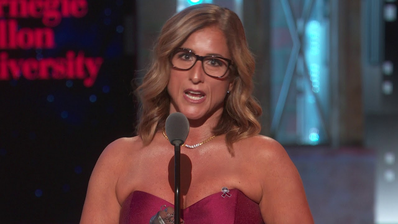 Acceptance Speech: Melody Herzfeld (2018)