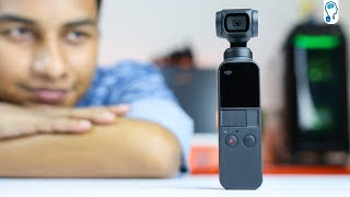 Tiny but Powerful - DJI Osmo Pocket Bangla Review