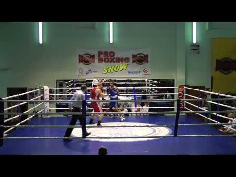 5  75 кг -- Иванченко Игорь, Донецк --  Нсофор Джуниор, Донецк (видео)