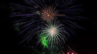 Ashland (NH) United States  city photos gallery : Ashland NH Fireworks Music 1812 Overture 2011