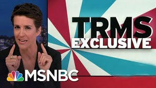 Rachel Maddow explains how an ostensible top secret NSA document submitted through the show's inbox is likely a fake, and points out the perils of such ...