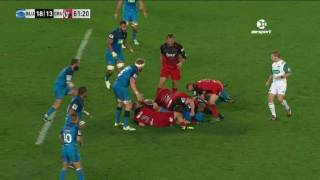 Blues v Crusaders Rd.14 2016 | Super Rugby Video Highlights