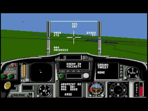 flight simulator 2 amiga