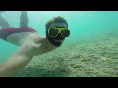 Hero3+ Black Series underwater test!