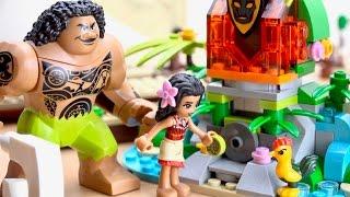 Video LEGO Disney 41150 Moana's Ocean Voyage MP3, 3GP, MP4, WEBM, AVI, FLV Juli 2018
