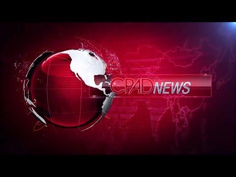 Programa CPAD News 89 - Notícias 18/06/2018