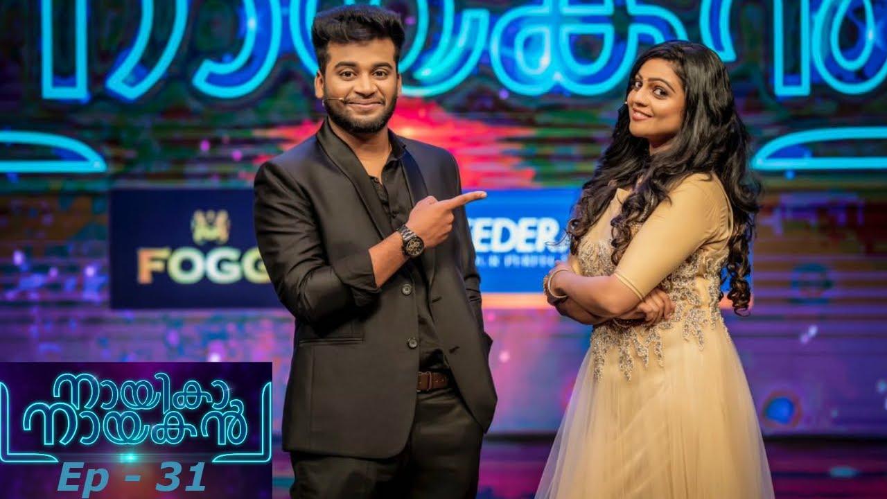 Nayika Nayakan October 17,2016 Epi 63 Reality Show
