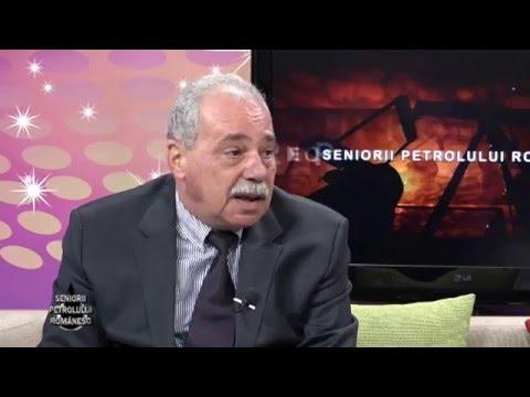 Emisiunea Seniorii Petrolului Romanesc – 30 ianuarie 2016 – partea I