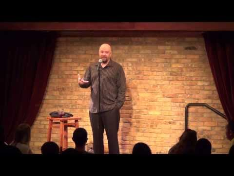 Comedian Bill Blank - I got sunshine!