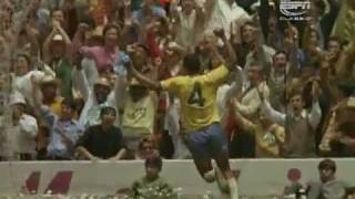 Pelé - 1958, 1962, 1966, 1970 FIFA World Cup Classic Players - YouTube.flv Video