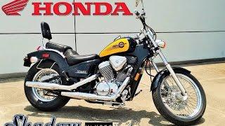 7. Honda Shadow VLX 600 Deluxe 1997 De Colección