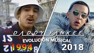 """Video Daddy Yankee - Evolución Musical (1994 """"Mi Funeral"""" - 2018 """"Hielo"""") MP3, 3GP, MP4, WEBM, AVI, FLV Mei 2019"""