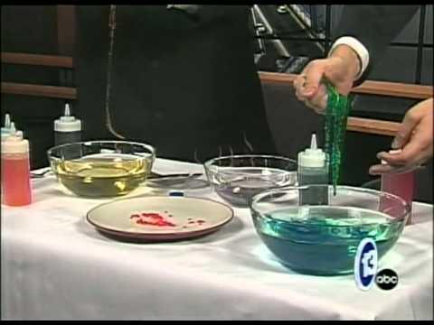 Food Science with Sodium Alginate