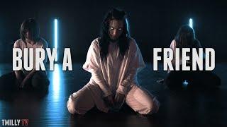 Video Billie Eilish - bury a friend - Choreography by JoJo Gomez MP3, 3GP, MP4, WEBM, AVI, FLV Februari 2019