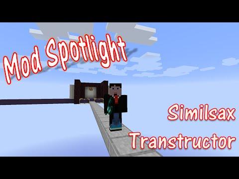 Mod Spotlight - Similsax Transtructor