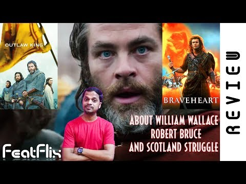 Outlaw King (2018) Netflix Action, Biography, Drama Movie Review In Hindi | FeatFlix