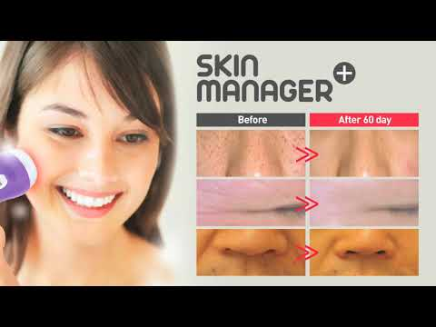 Skin Manager Plus English