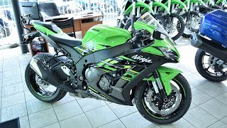 4. 2018 Kawasaki ZX10R Quick Review