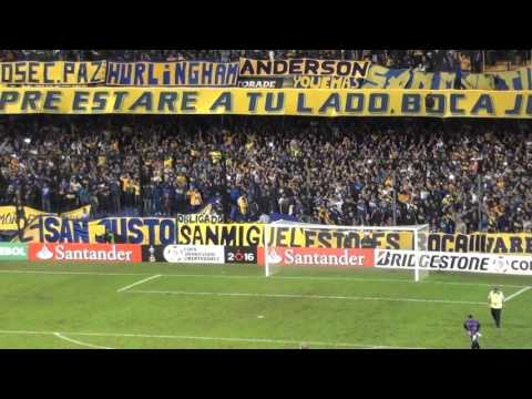Boca Cali Lib16 / El domingo tenemos que ganar! - La 12 - Boca Juniors