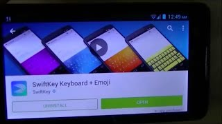 Swiftkey is the best free keyboard app that I have used for my Android phone! Check out my great phone tip here http://www.youtube.com/playlist?list=PLhZndck...