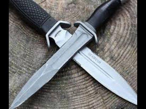 Knife defence. Ножевой спарринг. 20.10.17