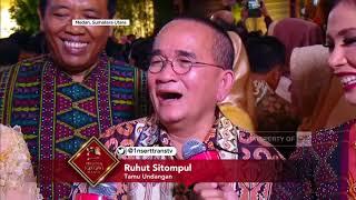 Video Ada Ruhut 'Poltak' Sitompul di Resepsi Pernikahan Kahiyang-Bobby di Medan MP3, 3GP, MP4, WEBM, AVI, FLV November 2018