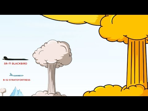 The Biggest Hydrogen Bomb Ever Dropped Compared To Other Atomic Bombs