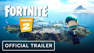 Fortnite Chapter 2 - Cinematic Trailer by IGN