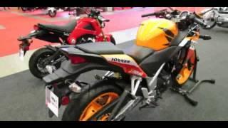 8. 2013 Honda CBR250R Repsol Walkaround
