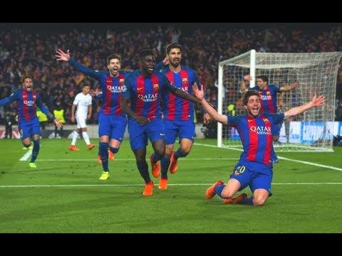 FC Barcelona Best Comeback Ever? - Thời lượng: 62 giây.