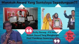 Video Bandingkan Kebohongan Award PSI VS 212 Award, Manakah Award Yang Sontoloyo Sepedunguan?? MP3, 3GP, MP4, WEBM, AVI, FLV Februari 2019