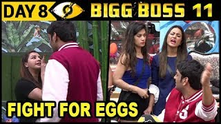 Video Hina Khan ANGRY On Vikas For Eggs | Bigg Boss 11 Day 8 – Episode 8 | 9th October 2017 Episode Update MP3, 3GP, MP4, WEBM, AVI, FLV Oktober 2017