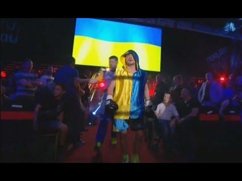 Український боксер Денис Берінчик переміг венесуельця Лоренцо Парра (відео)