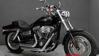 4. 2008  HARLEY DAVIDSON  FXDF DYNA FAT BOB  - National Powersports Distributors