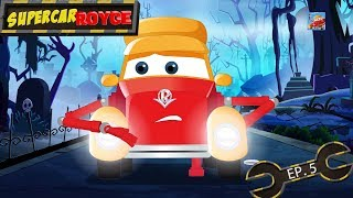 Video Supercar Royce | Car cartoons | Naughty car cartoons | Friendly ghost car cartoon MP3, 3GP, MP4, WEBM, AVI, FLV Oktober 2018