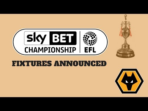 Wolves Update | Fixtures Released