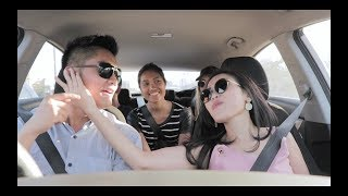 Video #BukanNebengBoy - Boy William & Ayu Ting Ting Honeymoon di dalam Mobil? MP3, 3GP, MP4, WEBM, AVI, FLV Mei 2018