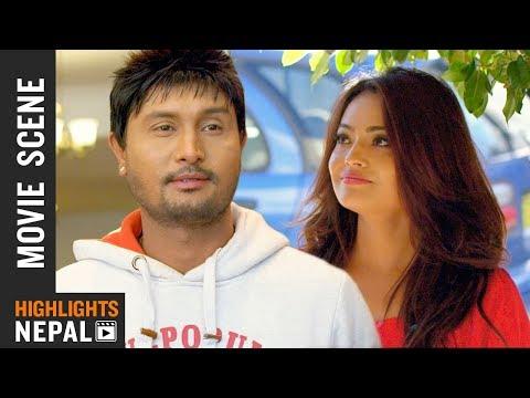 (Nepali Pani Puri | New Nepali Movie HAPPY NEW YEAR Scene 2018 | Ft. Kushal Thapa, Sandhya K.C - Duration: 3 minutes, 16 seconds.)